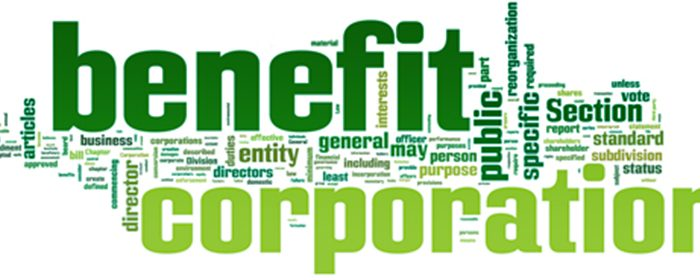 benefit corporations The rise of benefit corporations the rise of benefit corporations a growing number of states are introducing laws that permit companies to pursue social missions.